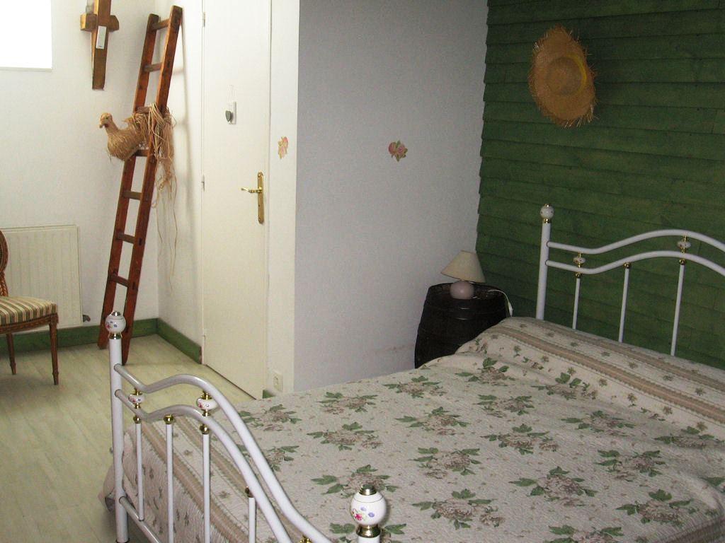 La ferme de montigny chambre verte for La chambre verte truffaut youtube